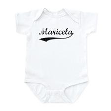 Vintage: Maricela Infant Bodysuit