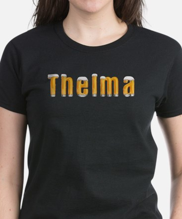 Thelma Beer Women's Dark T-Shirt