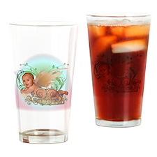 Alyssa Flourish Angel Drinking Glass