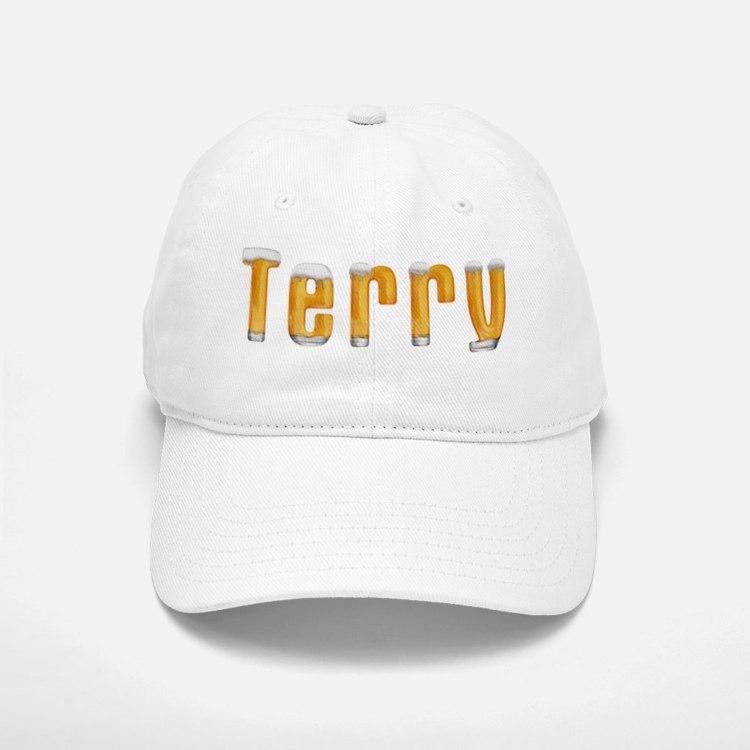 Terry Beer Baseball Baseball Cap