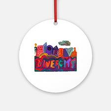 Divercity Ornament (Round)