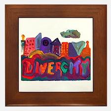 Divercity Framed Tile