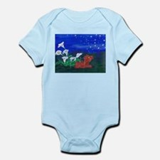 Star Gazer Dragon Infant Bodysuit