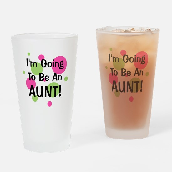 Cute Expecting baby Drinking Glass