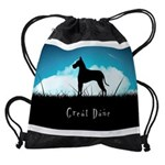 nightsky.png Drawstring Bag
