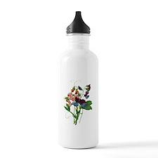 Pierre-Joseph Redoute Botanical Water Bottle