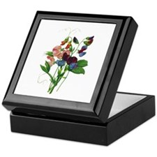 Pierre-Joseph Redoute Botanical Keepsake Box