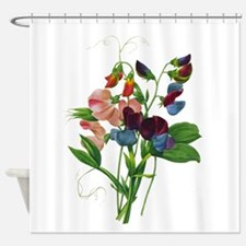 Pierre-Joseph Redoute Botanical Shower Curtain