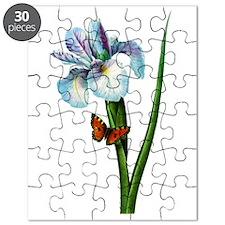 Pierre-Joseph Redoute Botanical Puzzle