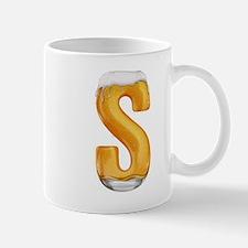S Beer Mug