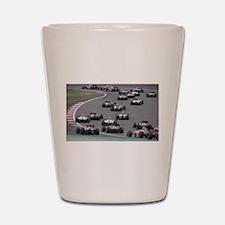 F1 Shot Glass
