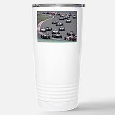 F1 Stainless Steel Travel Mug