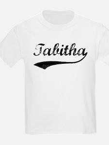 Vintage: Tabitha Kids T-Shirt