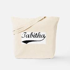 Vintage: Tabitha Tote Bag