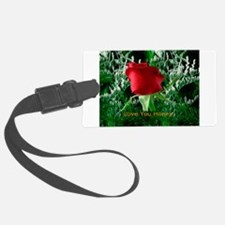 Love You Honey Luggage Tag