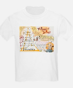 The Pyramid of Intimacy T-Shirt