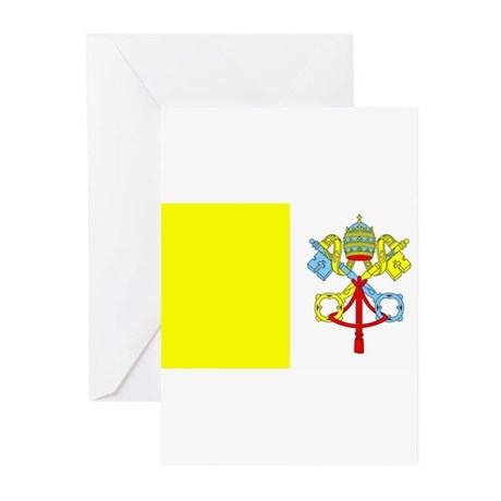 Vatican Greeting Cards (Pk of 10)