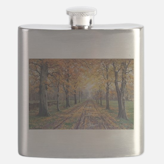 Life in the Slow Lane Flask