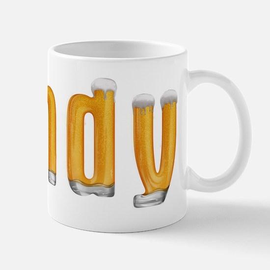 Randy Beer Mug