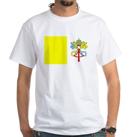 Vatican White T-Shirt