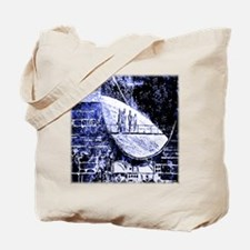 Spying On The Universe Tote Bag