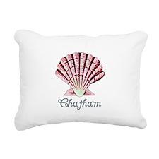 chathamshell.png Rectangular Canvas Pillow