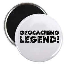 Geocaching Legend Magnet