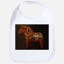 Dala Horse Foundation Bib