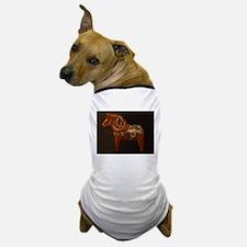 Dala Horse Foundation Dog T-Shirt