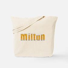 Milton Beer Tote Bag