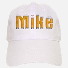 Mike Beer Baseball Baseball Cap