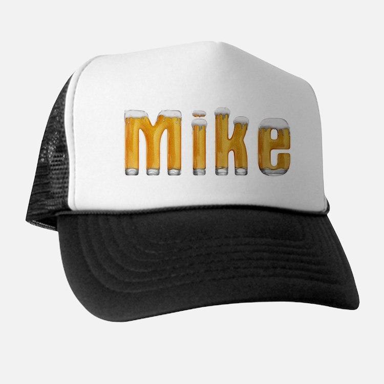 Mike Beer Trucker Hat