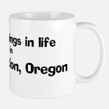 Clatsop Station: Best Things Mug