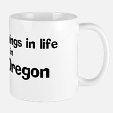 Bend: Best Things Mug