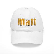 Matt Beer Baseball Baseball Cap