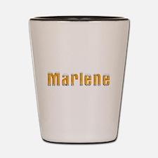 Marlene Beer Shot Glass