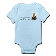 Victor Hugo as long as reading matters Infant Body