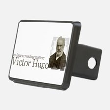 Victor Hugo as long as reading matters Hitch Cover