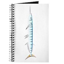 Halfbeak Ballyhoo Balao fish Journal