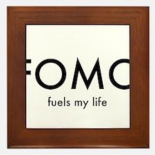 FOMO Framed Tile