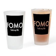 FOMO 2 Drinking Glass