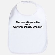 Central Point: Best Things Bib