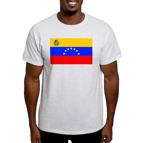 Venezuela Ash Grey T-Shirt