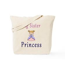Big Sister Fairy Princess Tote Bag