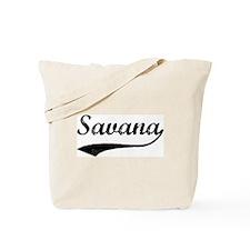 Vintage: Savana Tote Bag