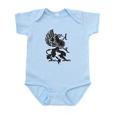 Griffin (Grunge Texture) Infant Bodysuit