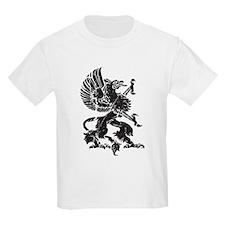 Griffin (Grunge Texture) T-Shirt