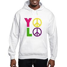 PEACE YOLO Hoodie
