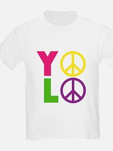 PEACE YOLO T-Shirt