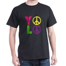 PEACE YOLO T-Shirt